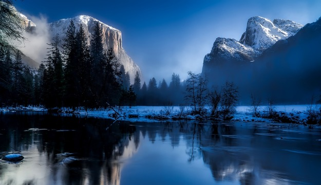 winter-in-yosemite